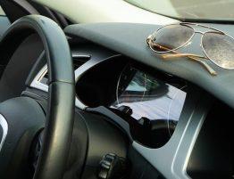 Auto, Sonnenschutzfolie, Windschutzscheibe, Autoglas